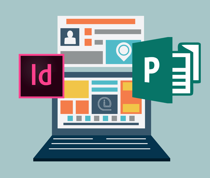 VA for desktop publishing