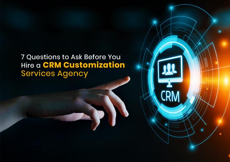 CRM Customization Services